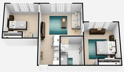 The Lodge at Stephens Lake   Two Bedroom